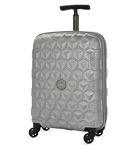 ANTLER Atom four-wheel cabin suitcase 55cm (Silver
