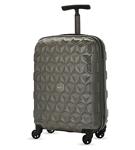 ANTLER Atom four-wheel cabin suitcase 55cm (Charcoal