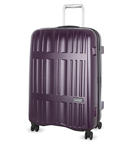 ANTLER Jupiter medium four-wheel suitcase 68cm (Purple