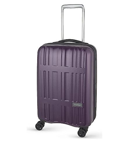 ANTLER Jupiter four-wheel cabin case 56cm (Purple