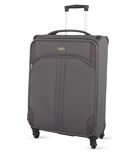 ANTLER Aire medium four-wheel suitcase 68cm (Grey