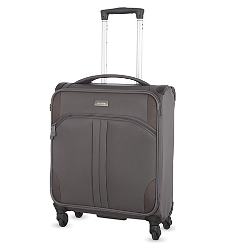 ANTLER Aire C1 four-wheel cabin case 55cm (Grey