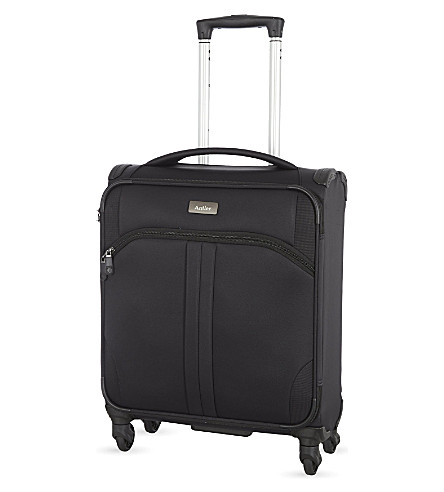 ANTLER Aire C1 four-wheel cabin case 55cm (Black