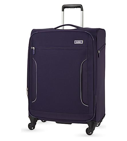 ANTLER Cyberlite II medium expanding four-wheel suitcase 77cm (Purple