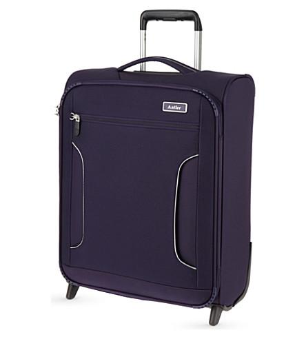 ANTLER Cyberlite II C1 cabin two-wheel suitcase 55cm (Purple