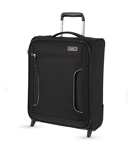 ANTLER Cyberlite II C1 cabin two-wheel suitcase 55cm (Black