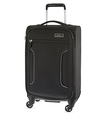 ANTLER Cyberlite II four-wheel suitcase 77cm (Black