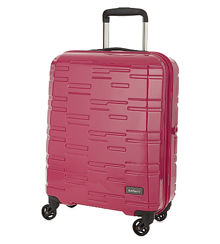 ANTLER Prism small four-wheel suitcase 55cm (Pink