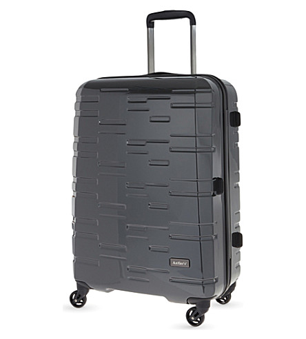 ANTLER Prism medium four-wheel suitcase 66cm (Charcoal