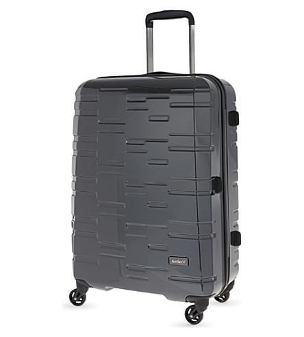 ANTLER Prism medium four-wheel suitcase 66cm (Charcoal