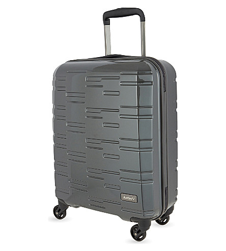 ANTLER Prism small four-wheel cabin suitcase 55cm (Charcoal