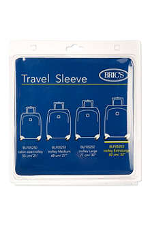 BRICS Extra large suitcase cover 82cm
