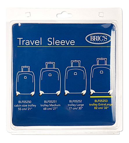 BRICS Extra large suitcase cover 82cm (Mixed+colours