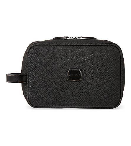 BRICS Magellano wash bag (101 black/black