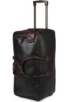 BRICS Magellano duffle trolley suitcase 72cm