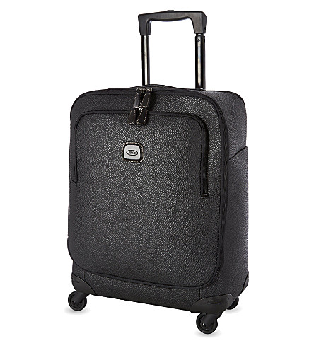 BRICS Magellano four-wheeled carry-on trolley 54cm (101+black/black