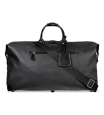 BRICS Magellano medium duffel bag (101+black/black