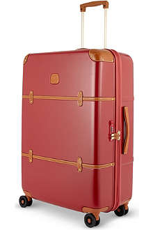 BRICS Bellagio four-wheel trolley suitcase