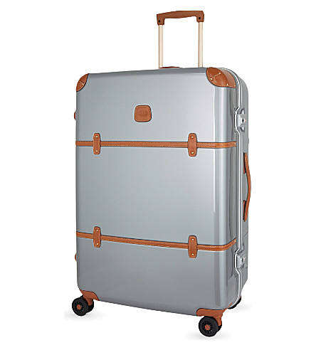 BRICS Bellagio four-wheel suitcase 83cm (Silver