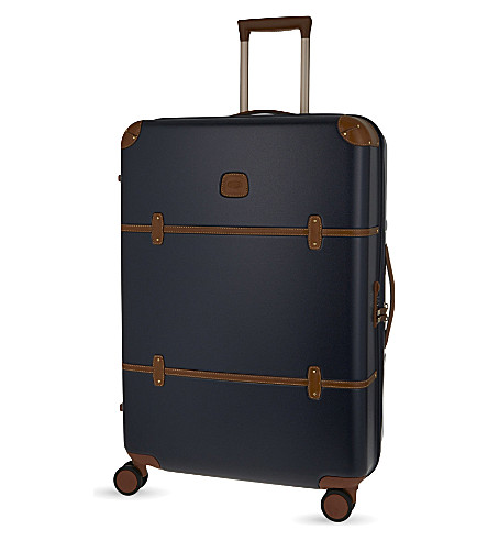 BRICS Bellagio four-wheel suitcase 76cm (Blue