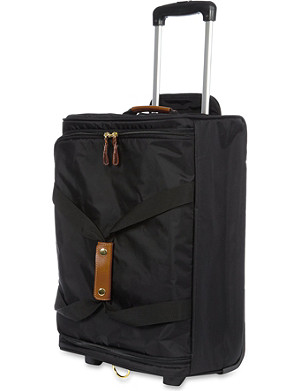 BRICS X Travel wheeled duffle bag 55cm