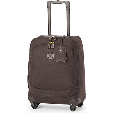 BRICS Life four-wheel suitcase 54cm (Brown