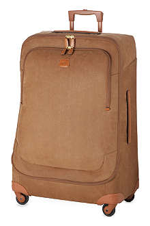 BRICS Life Thermoform four-wheel suitcase 82cm