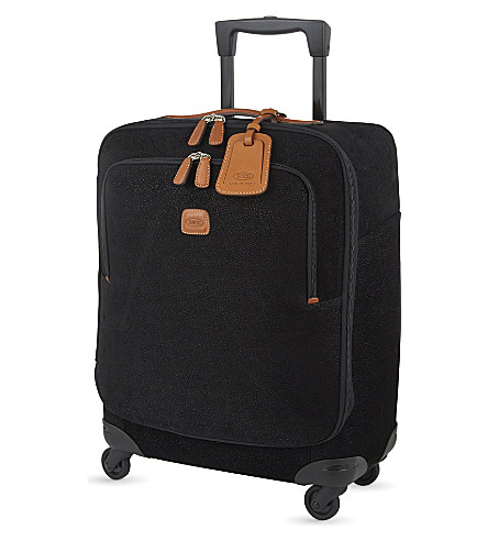 BRICS Life four-wheel cabin suitcase 54cm (Black