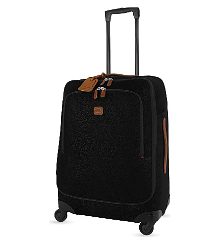 BRICS Life four-wheel suitcase 68cm (Black