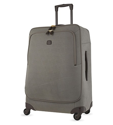 BRICS Life four-wheel suitcase 77cm (Ash+grey