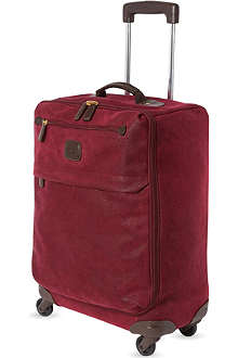 BRICS Life 55cm four-wheel cabin suitcase