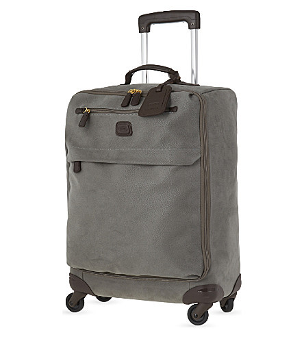 BRICS Life four-wheel cabin suitcase 54cm (Ash+grey