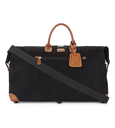 BRICS Life clipper duffel bag (Black