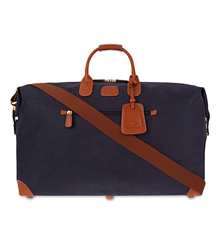BRICS Life clipper holdall (Blue