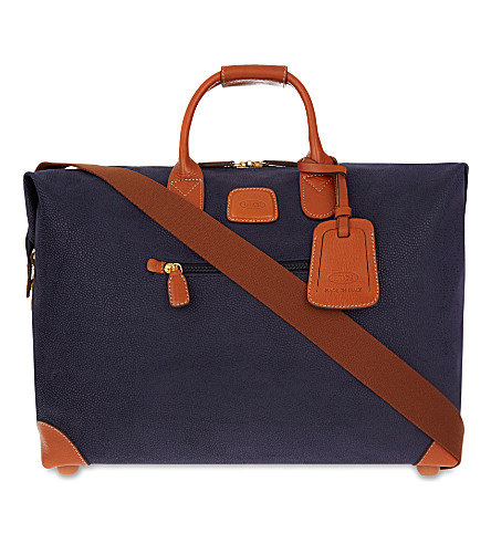 BRICS Life clipper small holdall (Blue