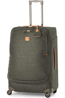 BRICS Life Thermoform four-wheel suitcase 82cm