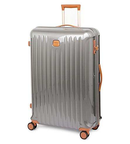 BRICS Capri four-wheel trolley suitcase 71cm (Grey