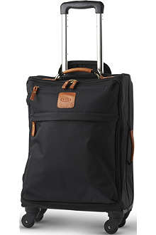 BRICS X Travel four-wheel cabin suitcase 55cm