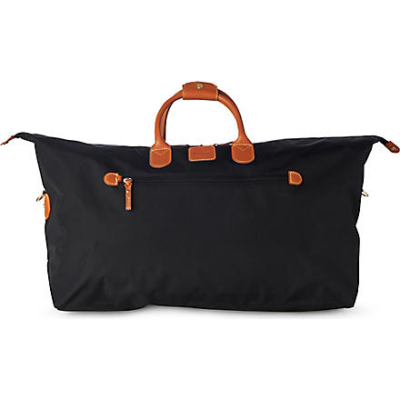 BRICS X Travel medium holdall (Black
