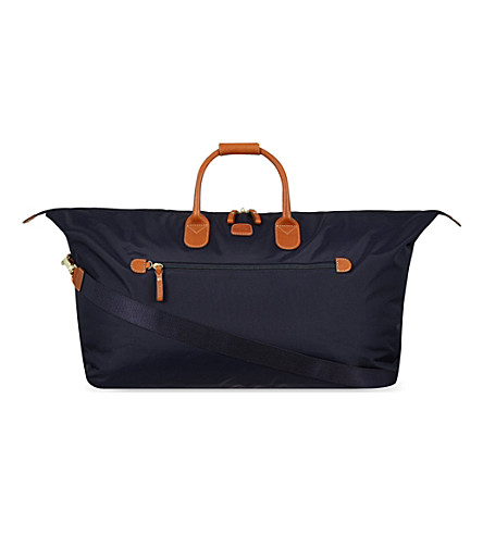 BRICS X-Travel holdall (Ocean+blue