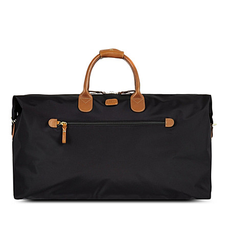 BRICS X travel holdall (Black
