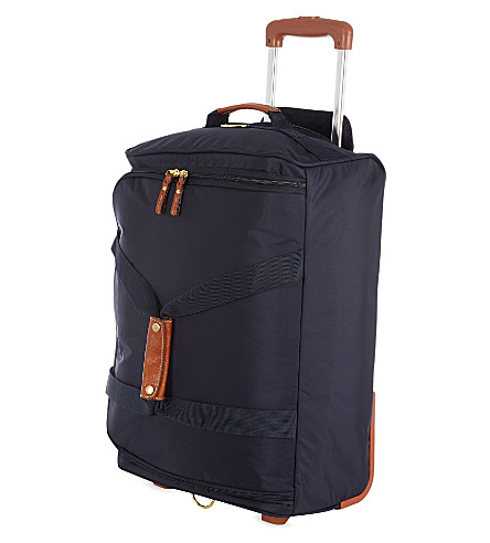 BRICS X-Travel wheeled duffel bag (Ocean+blue