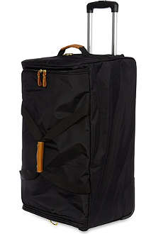 BRICS X Travel wheeled duffel bag