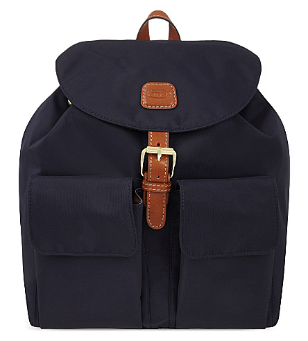BRICS X-travel backpack (Blue