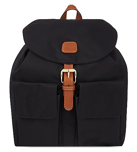 BRICS X-travel backpack (Black