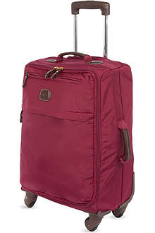 BRICS X-travel four-wheel cabin trolley 55cm