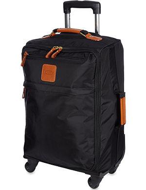 BRICS X-travel four-wheel suitcase 55cm