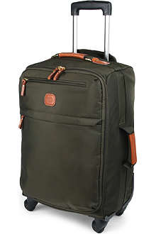 BRICS X-travel four-wheel suitcase 55cm