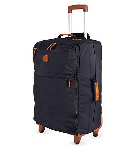 BRICS X-Travel four-wheeled suitcase 65cm (Ocean+blue