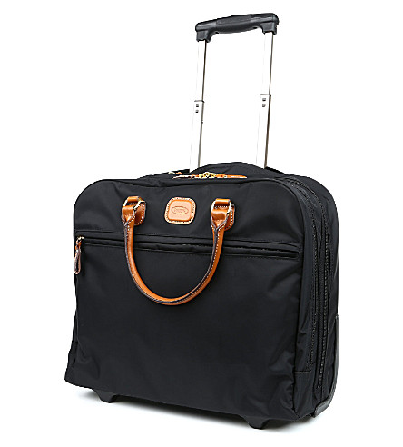 BRICS X Travel business briefcase (Black